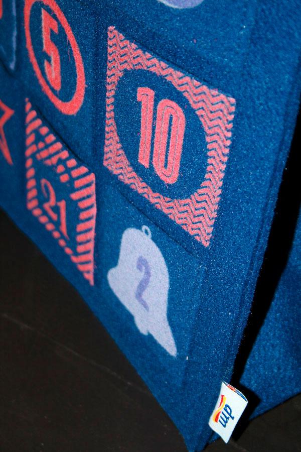 digitaldruck auf filz