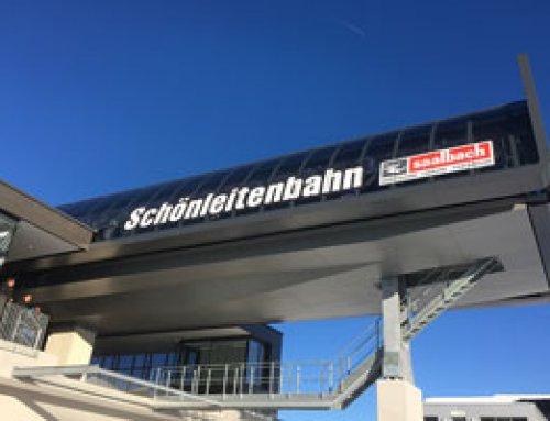 Beschriftung Schönleitenbahn