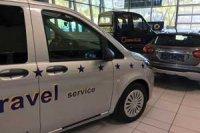 taxibeschriftung, flottenbeschriftung