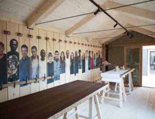 Holzdrucke Fachhochschule Kuchl