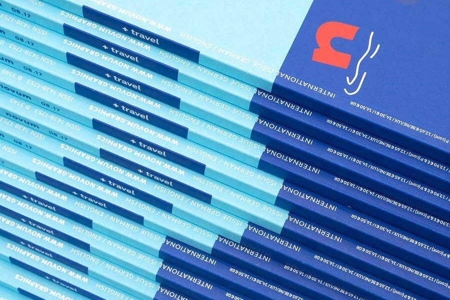 novum magazin Cover-Druck