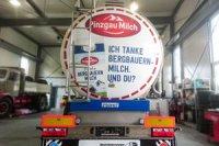 tankwagenbeschriftung pinzgau milch
