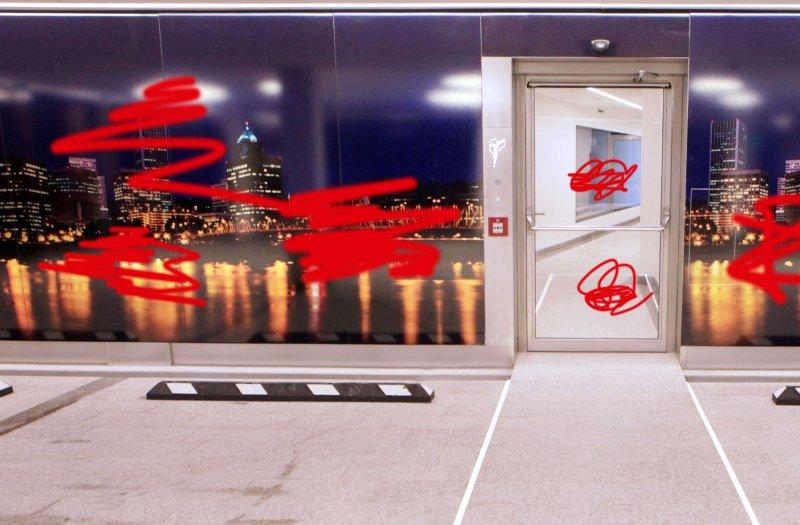 anti-graffiti beschichtung, schutzlack, graffiti rückstandslos entfernen