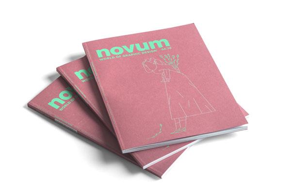 Novum Coverdesign Pantone Druck von Stainer