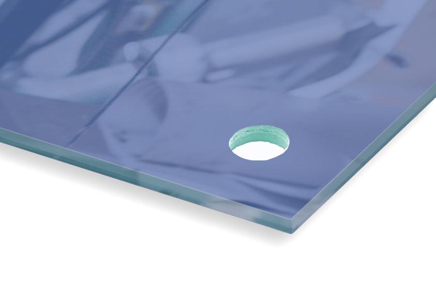 Acrylglas bedruckt