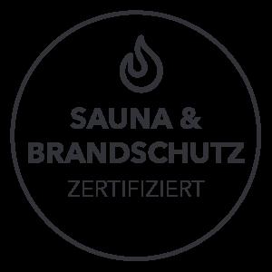 Icon Sauna und Brandschutz