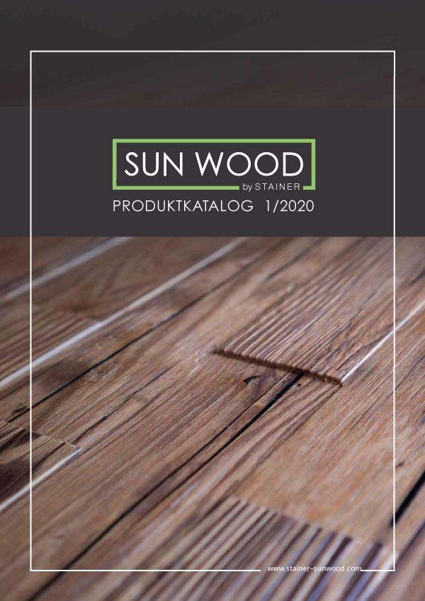 SUN WOOD Katalog