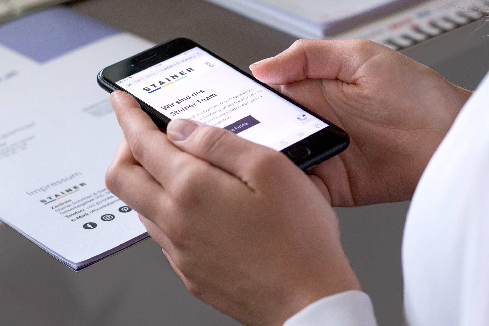 NFC in Druckprodukte integrieren