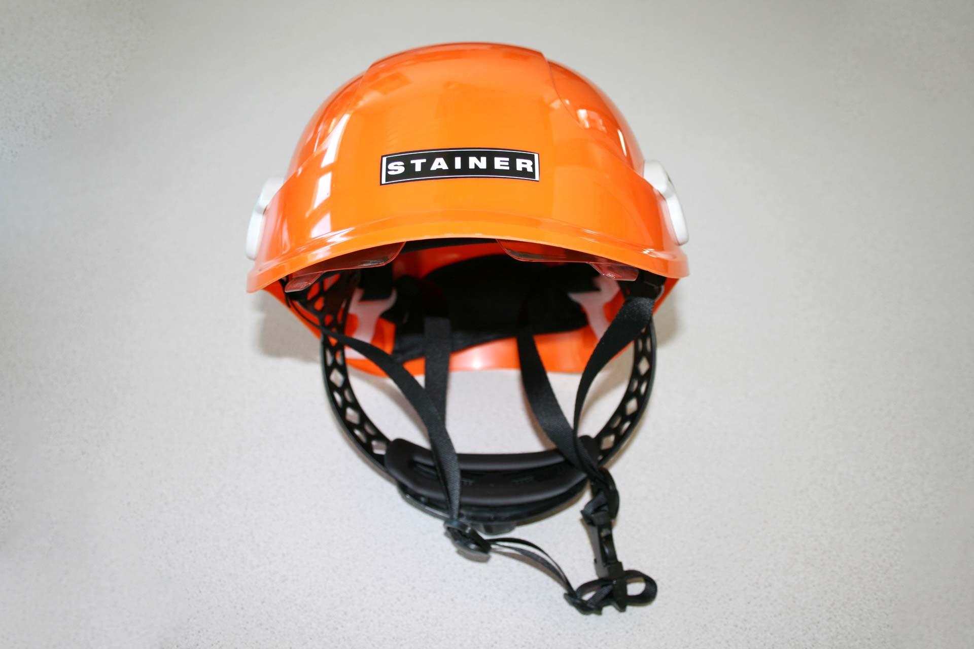Trockentransfer Aufkleber auf Helm
