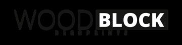 Logo Wood Block